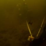 Trilateration method underwater