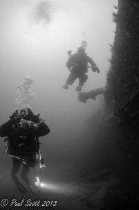 Lochgarry Wreck June2013